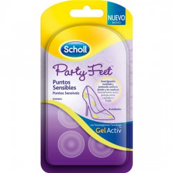 SCHOLL PARTY FEET PUNTOS...