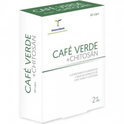 CAFE VERDE + CHITOSAN 60 CAPS