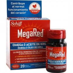 MEGARED OMEGA 3 ACEITE DE...